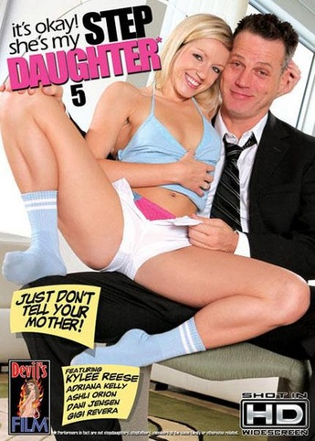 It's Okay She's My Stepdaughter 5 from Devil's Film front cover