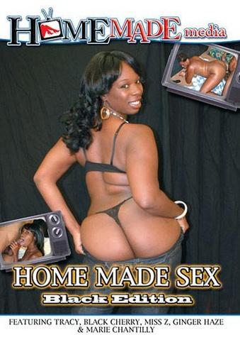 Home Made Sex Black Edition