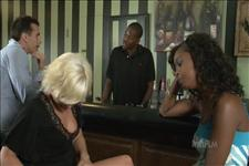 Interracial Swingers Scene 2