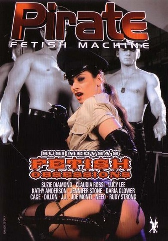 Susi Medusa's Fetish Obessions from Private front cover