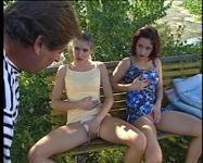 Anal Garden Scene 5