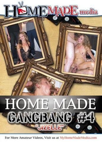 Home Made Gangbang 4