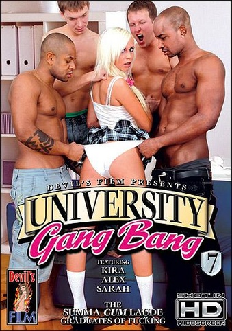 University Gangbang 7