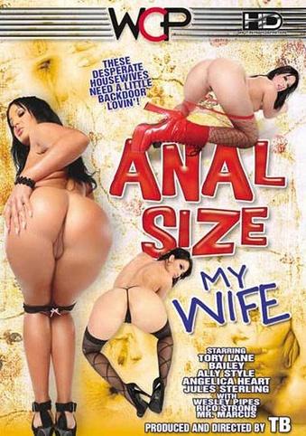 Anal Size My Wife