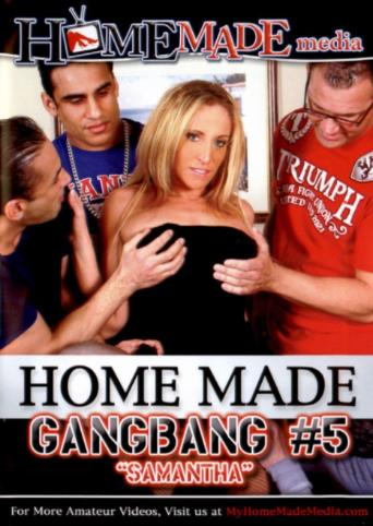 Home Made Gangbang 5