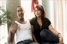 Home Made Interracial Scene 9
