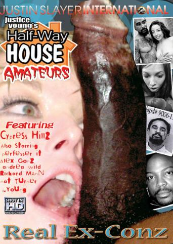 Half-Way House Amateurs from Justin Slayer front cover