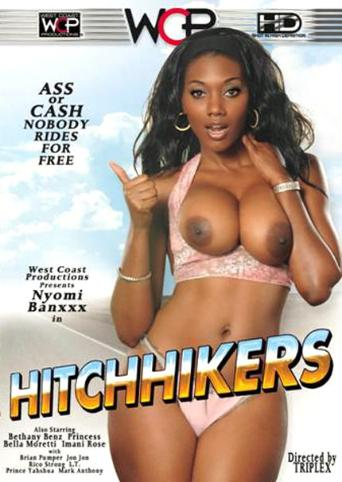 Hitchhikers from West Coast front cover