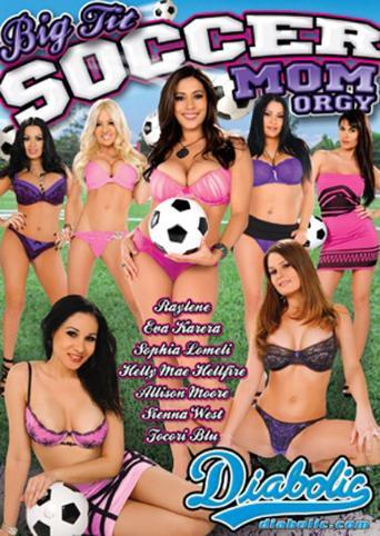 Big Tit Soccer Mom Orgy