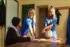 Anal Soccer Girls Scene 4