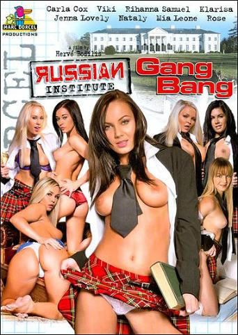 Russian Institute 13 Gangbang