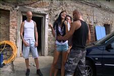 Gangbang Squad 21 Scene 2