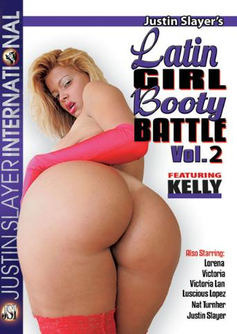 Latin Girl Booty Battle 2