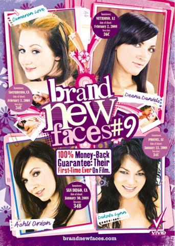 Brand New Faces 9