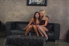 Nina Hartleys Pussy Party Scene 4