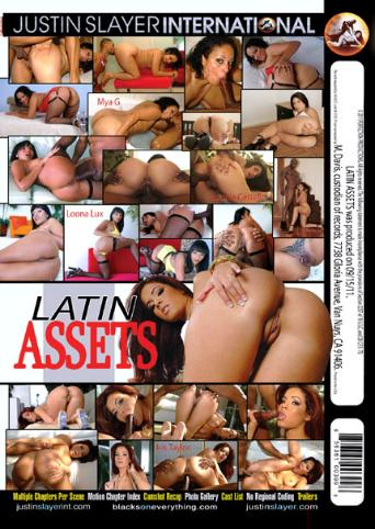 Latin Assets from Justin Slayer back cover