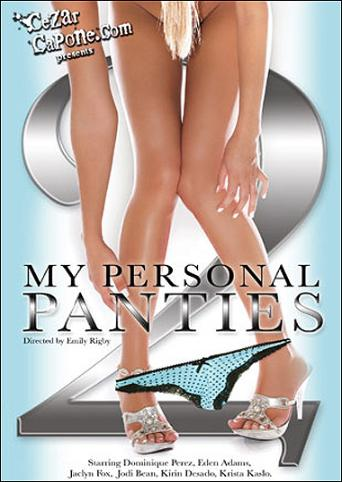 My Personal Panties 2