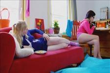 Girls Get Lustful Scene 1