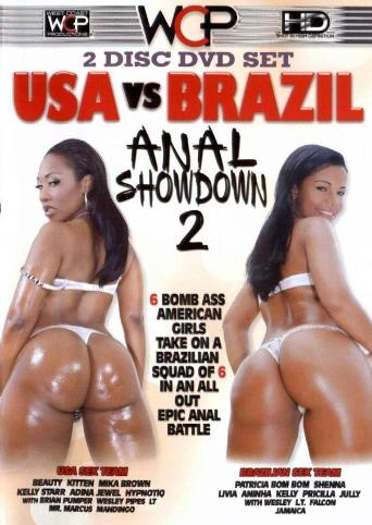 USA vs. Brazil Anal Showdown 2