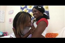Chocolate Sorority Sistas Scene 1