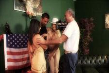 Ben Dover's Busty Babes USA Scene 3