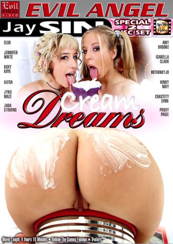 Cream Dreams from Evil Angel: Jay Sin front cover