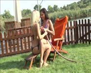 Hot Wet Lesbians Scene 1