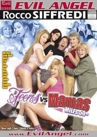 Teens vs. Mamas MILFs 50