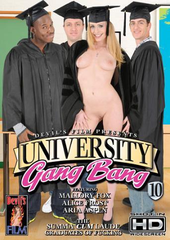 University Gangbang 10