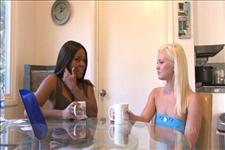 Interracial Swingers 4 Scene 1