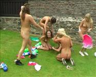 Sweetheart Lesbians Party Time Scene 4