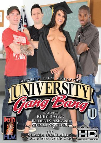University Gangbang 11