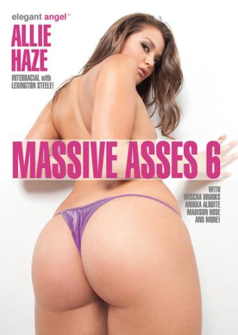 Massive Asses 6 from Elegant Angel front cover