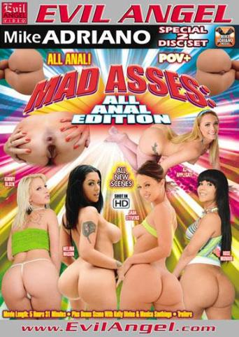 Mad Asses All Anal Edition