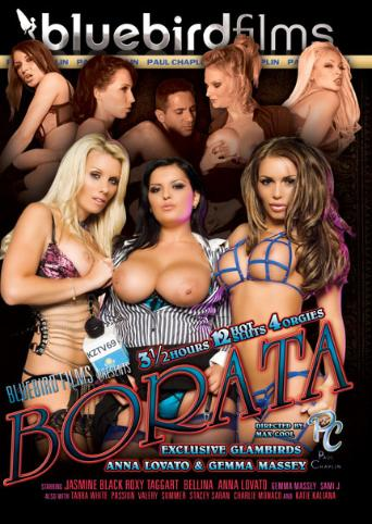 Borata from Bluebird Films front cover