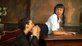 Brit School Brats Scene 1