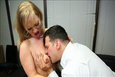 Busty Office MILFs 4 Scene 4