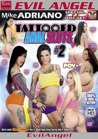 Tattooed Anal Sluts 2