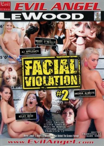 Facial Violations 2