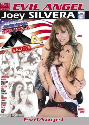 American She-Male X 4