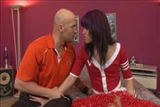 Transsexual Cheerleaders 13 Scene 3