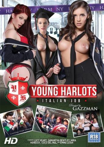 Young Harlots Italian Job