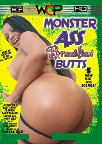Monster Ass Brazilian Butts