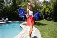 Creampied Cheerleaders 3 Scene 5