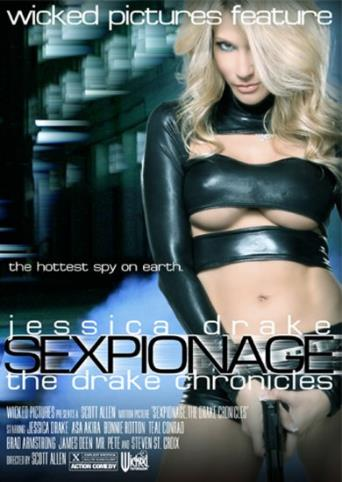 Jessica Drake Sexpionage The Drake Chronicles