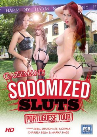 Sodomized Sluts Portuguese Tour