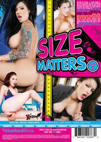 Size Matters 2 from Bluebird Films back cover