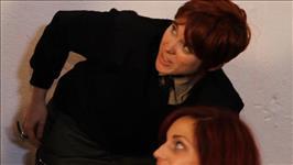 Lily Cade's Lesbian Lock Up Scene 1