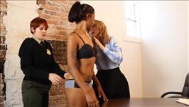 Lily Cade's Lesbian Lock Up Scene 4