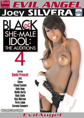 Black Cock She Male Idol The Auditions 4